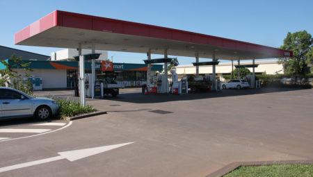 Caltex Service Station Yarrawonga